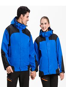 秋冬两件套冲锋衣(男女同款)