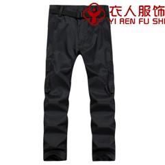 单层冲锋裤